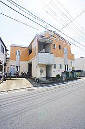 ラッフルII[1階]の外観