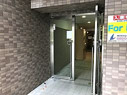 レオ住之江公園[5階]の外観
