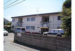 京都府京都市西京区川島滑樋町の賃貸アパートの外観