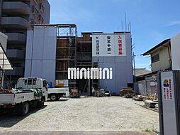 愛知県名古屋市守山区八反の賃貸マンションの外観
