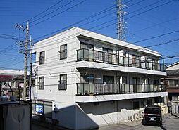 埼玉県川口市芝西2丁目の賃貸マンションの外観