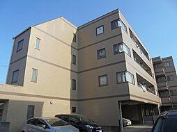 神奈川県川崎市中原区下小田中3丁目の賃貸マンションの外観