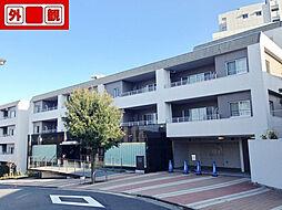 東京都北区西ケ原4丁目の賃貸マンションの外観