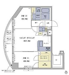 西新井大師西駅 8.9万円