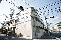 大阪府大阪市鶴見区焼野1丁目の賃貸アパートの外観