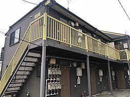 アドホックタウン羽沢II[1階]の外観