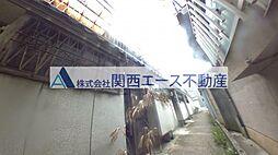 巽東連棟住宅[1階]の外観