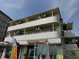 愛知県愛知郡東郷町白鳥3丁目の賃貸マンションの外観