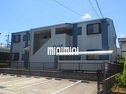 愛知県名古屋市緑区徳重4の賃貸マンションの外観