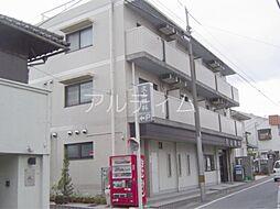 京都府京都市東山区本町19丁目の賃貸マンションの外観