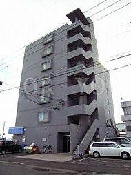 北海道札幌市東区北三十六条東27丁目の賃貸マンションの外観
