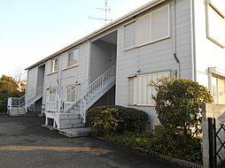 大阪府高石市東羽衣1丁目の賃貸アパートの外観