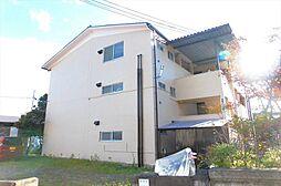 木野マンション[3階]の外観