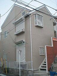 埼玉県川口市芝1丁目の賃貸アパートの外観