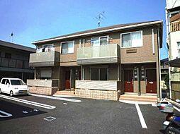 エルメゾン赤坂A棟[2階]の外観