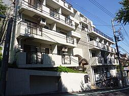 神奈川県横浜市神奈川区松見町1の賃貸マンションの外観