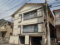 第3井上荘[2階]の外観