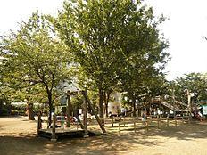 公園笄公園まで1092m