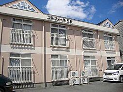 静岡県沼津市新沢田町の賃貸アパートの外観