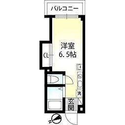 LIVE COURT 東海大学前[3階]の間取り