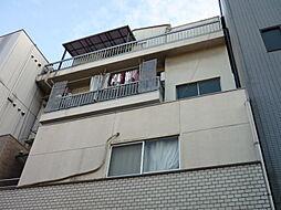 手島マンション[4階]の外観