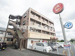 神奈川県厚木市妻田北2丁目の賃貸マンションの外観