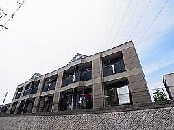 千葉県柏市手賀の杜3の賃貸アパートの外観