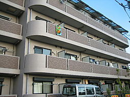 大阪府大阪狭山市半田2丁目の賃貸マンションの外観