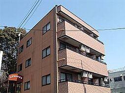 兵庫県神戸市須磨区妙法寺字竹向の賃貸マンションの外観