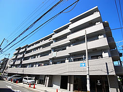 兵庫県神戸市長田区御蔵通2丁目の賃貸マンションの外観
