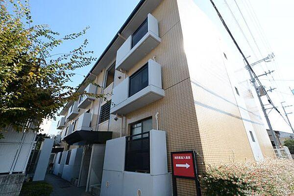 兵庫県西宮市下大市東町の賃貸マンションの画像