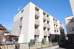 埼玉県越谷市越ヶ谷2丁目の賃貸マンションの外観