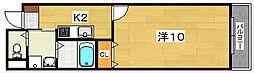 Lobelia court[4階]の間取り