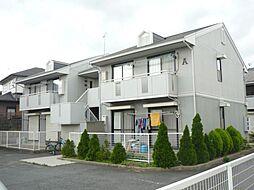 セジュール北八代A棟[1階]の外観