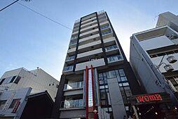 スクエア・アパートメント[6階]の外観