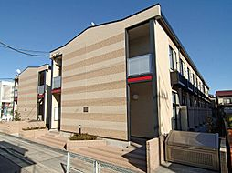 埼玉県さいたま市浦和区本太1丁目の賃貸アパートの外観