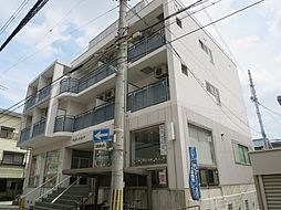 FLAT S・M・P[2階]の外観