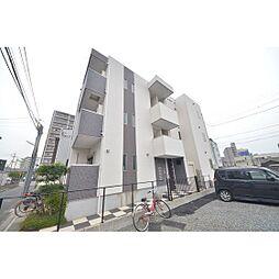福岡県福岡市中央区高砂1丁目の賃貸アパートの外観