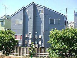 スクエアート鶴川A[2階]の外観