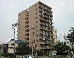 栃木県宇都宮市河原町の賃貸マンションの外観