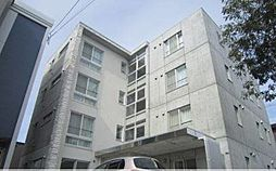 北海道札幌市北区北三十一条西4丁目の賃貸マンションの外観