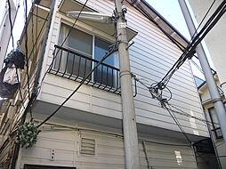 片桐荘[2階]の外観