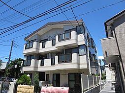 埼玉県さいたま市緑区原山1丁目の賃貸マンションの外観