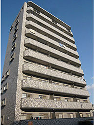 広島県広島市西区大芝1丁目の賃貸マンションの外観