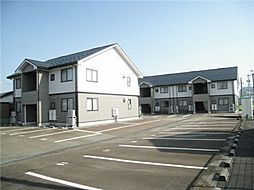 コーポ願海寺A棟[205号室号室]の外観