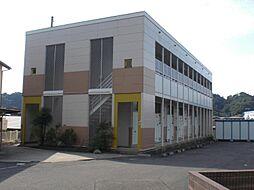 レオパレスMIURA[1階]の外観