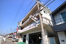 山口コーポ[2階]の外観