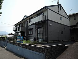 福岡県北九州市戸畑区天籟寺1丁目の賃貸アパートの外観