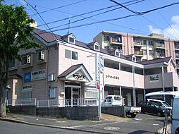 福岡県北九州市門司区藤松2丁目の賃貸アパートの外観