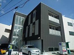 福岡県北九州市小倉北区清水2丁目の賃貸マンションの外観